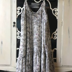 Floral J.O.A. sundress from South Moon Under